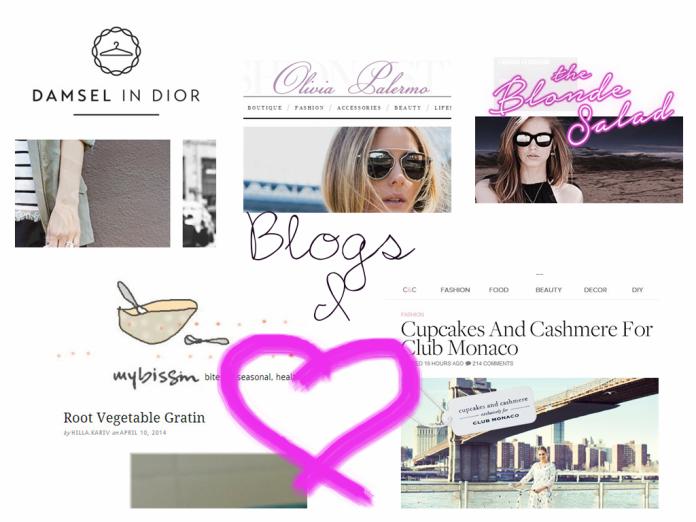 Blogs i love - edit 2