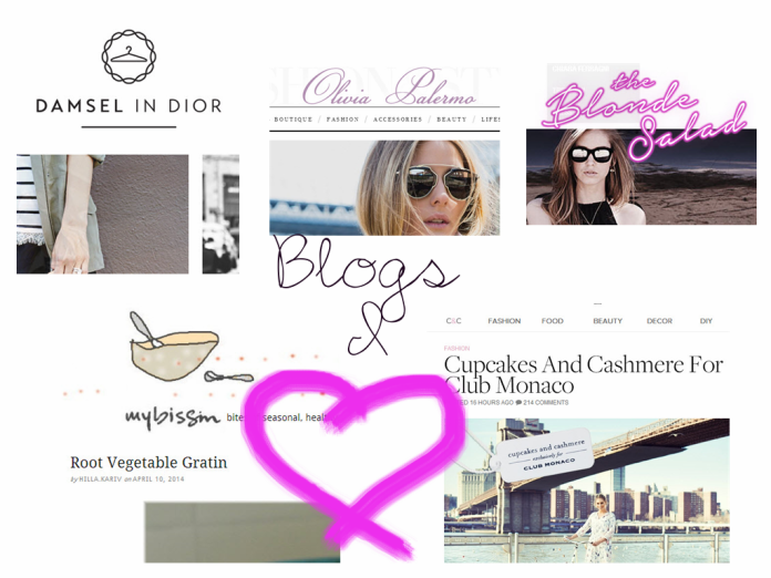Blogs i love - edit 2